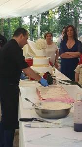 Il WEDDING CAKE LIVE SHOW-MATTEO ANDOLFO 10